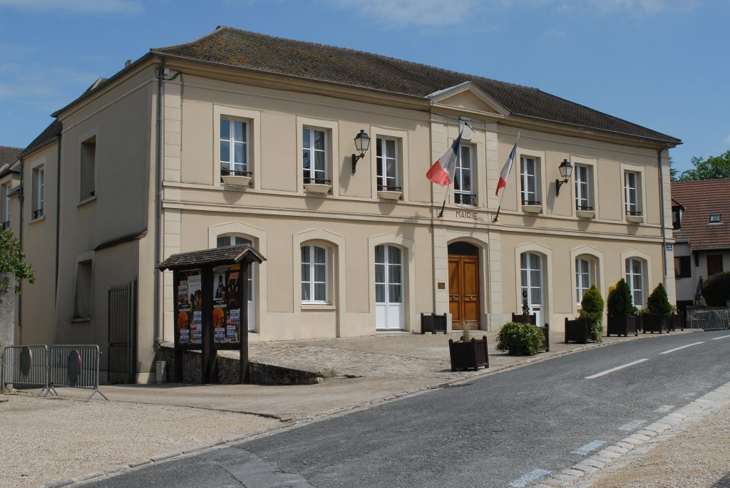 Mairie de Coupvray © Dominique Szatrowski / Adobe Stock, Villes du 77