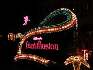 Parade Disneyland Paris