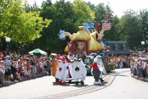 Parade 15 ans de Disneyland Paris