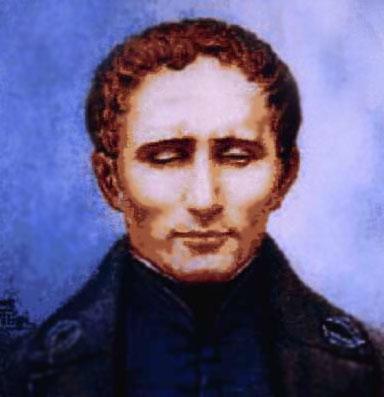 Portrait Louis Braille