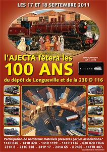 Ajecta 100 ans