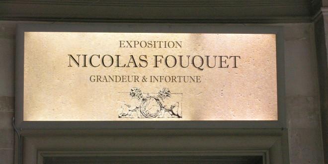 Exposition Nicolas Fouquet