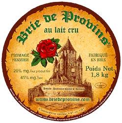Brie de Provins ®