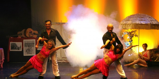 Skydance Show