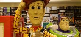 Inauguration du Lego Store du Disney Village