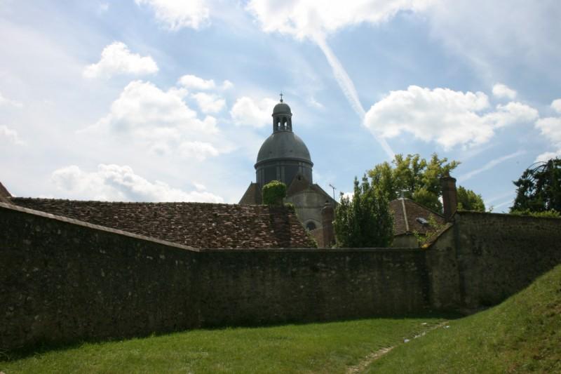 Collégiale Saint-Quiriace à Provins