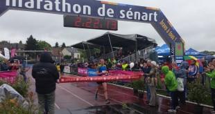 Freddy Guimard, Marathon de Sénart 2015