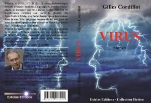 Couverture de Virus de Gilles Cordillot
