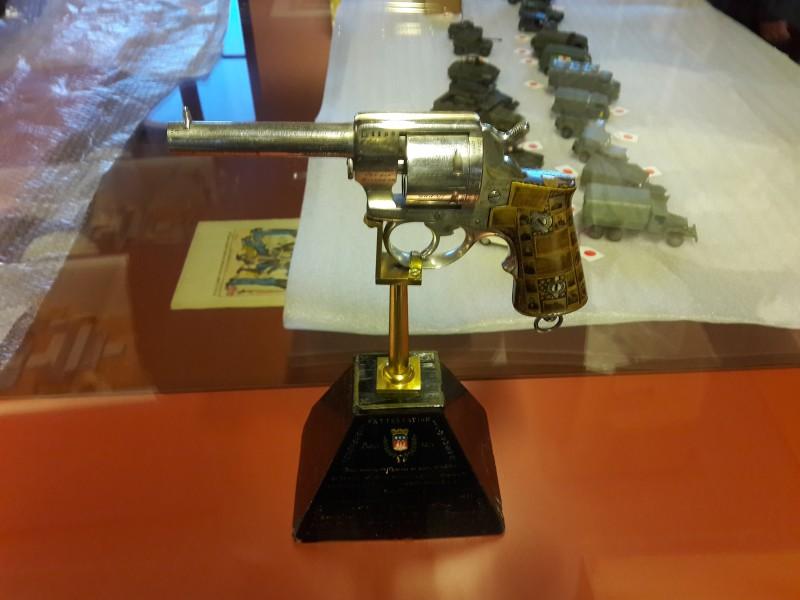 Revolver d'Alexandre Cesses