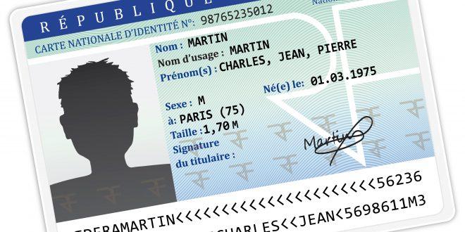 Carte d'identité nationalité française © Albachiaraa / Adobe Stock