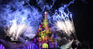 Disney Illuminations © Disneyland Paris
