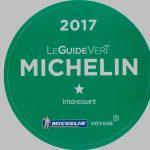 Etoile Guide Vert Michelin