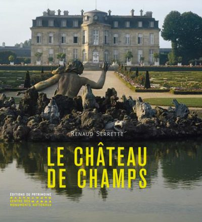 Renaud Serette, Le Château de Champs-sur-Marne