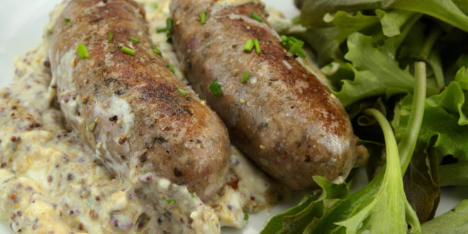 Andouillette à la Moutarde de Meaux © ALF photo / Adobe Stock