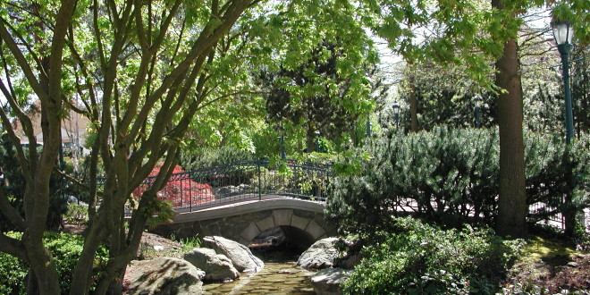 La nature à Disneyland Paris