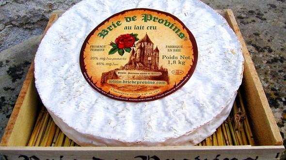 Fromage du Brie de Provins