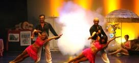 Skydance Show, cours de danse