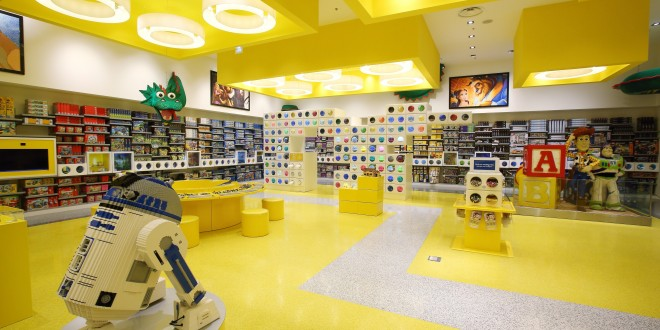 Inauguration du Lego Store du Disney Village © Disneyland Paris