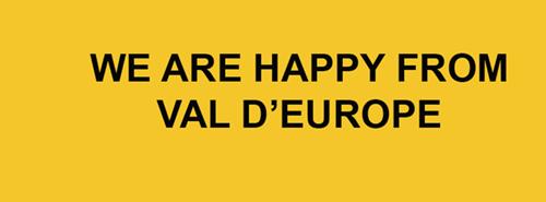 Happy Val d'Europe