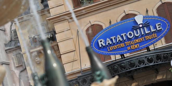 Ratatouille © Disneyland Paris