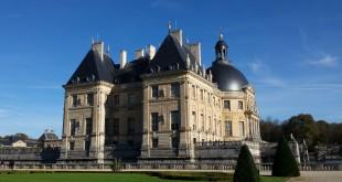 Monument château de Vaux-le-Vicomte