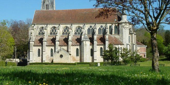 Collégiale Notre-Dame de l'Assomption de Crécy-la-Chapelle © Michel Letissier